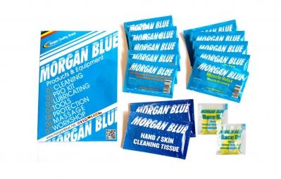 Morgan blue kit de voyage pour cycliste