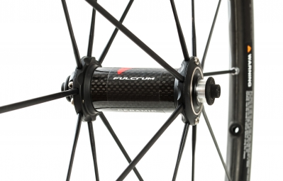 FULCRUM paire de roues RACING 0 CARBON pneu shimano / sram