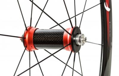 FULCRUM paire de roues RACING SPEED XLR 50 boyaux shimano / sram