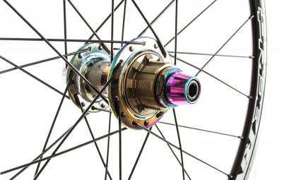 PRIDE Paire de roues RIVAL EXP Expert 1-3/8 Oil Slick