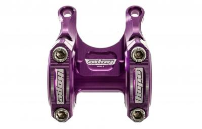 Hope Direct Mount Stem - 50mm Purple 2015