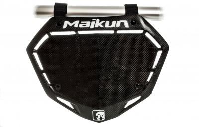 MAIKUN Plaque 3D KARBON PRO Noir