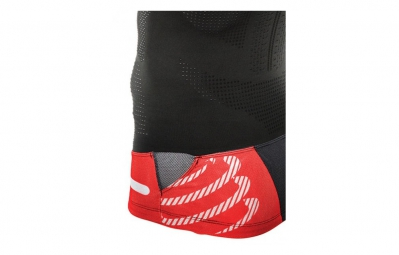 compressport maillot sans manche trail shirt v2 tank noir xl