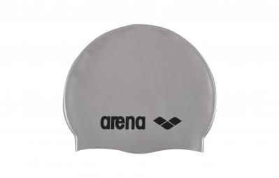 ARENA Cap CLASSIC Silicone Silver/black