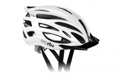 Casque zero rh 2in1 blanc brillant 54 58 cm