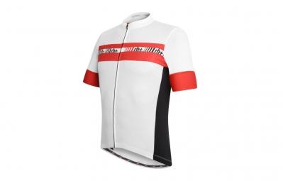 zero rh maillot academy fz blanc rouge s