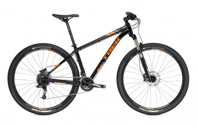 trek 2016 velo complet 27 5 x caliber 8 noir orange 13 5 pouces 147 154 cm