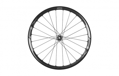 shimano roue avant wh rx830 disc tubeless noir