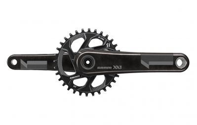 pedalier sram xx1 gxp direct mount 32 dents sans boitier noir 170