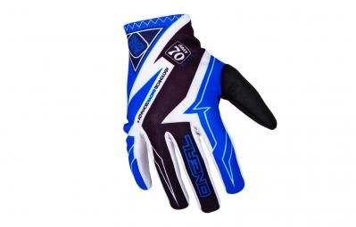 oneal 2016 paire de gants matrix racewear noir bleu xl