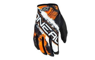 ONEAL 2016 Paire de Gants SHOCKER Noir Orange