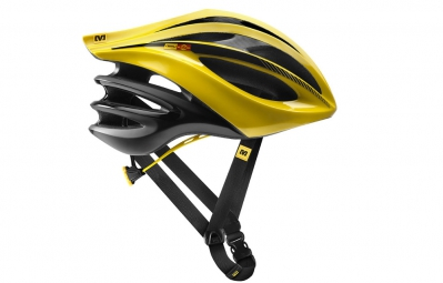 Casco Mavic Plasma SLR Maxi Fit 2015 Amarillo