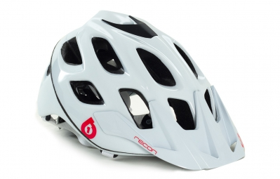 casque 661 sixsixone recon scout blanc rouge 2017 l xl 59 61 cm