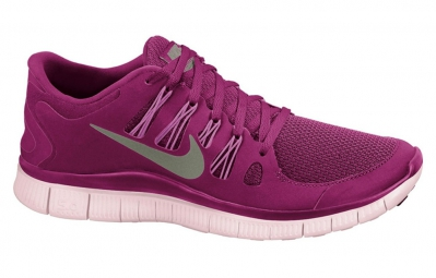 NIKE Chaussures FREE 5.0+ Violet Femme