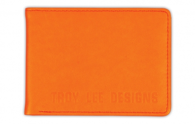 TROY LEE DESIGNS Portefeuille BURNOUT Orange