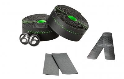 bontrager ruban de cintre mousse microfibre noir vert