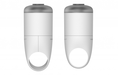 Reelight kit eclairage avant arriere go blanc