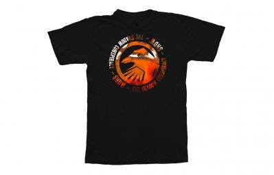SHADOW T-Shirt SYNAPTIC ICON V3 Noir