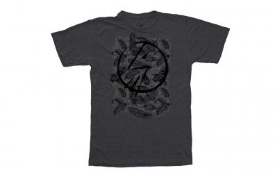 SHADOW T-Shirt CHOCTAW Gris