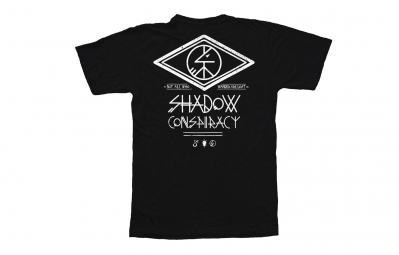 SHADOW T-Shirt GIPSY Noir