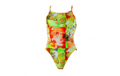 ARENA Maillot de Bain Femme HOLIDAYS CHALLENGE Peacock/multi