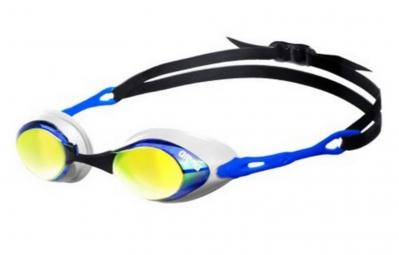 Arena Cobra Mirror Goggles - Blue Orange