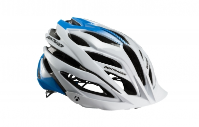 Casque Bontrager SPECTER XR 2015  Blanc/Bleu