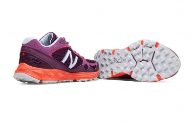 new balance trail 910 femme violet orange 37 1 2