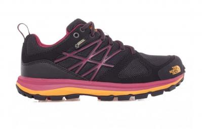 Chaussures de Trail Femme The North Face LITEWAVE GORE TEX Violet