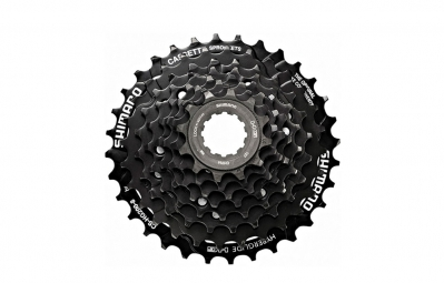 SHIMANO Cassette HG20 11-32 dents 9 vitesses