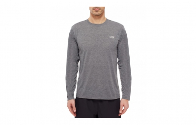 THE NORTH FACE Haut REAXION Gris Homme