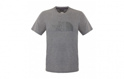 THE NORTH FACE Maillot GRAPHIC REAXION Gris Homme