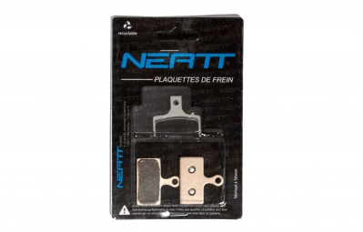 NEATT Sintered Barke Pads for SHIMANO NEW XTR / XT / SLX