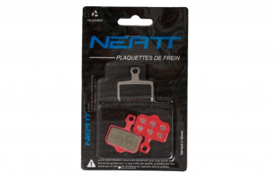 NEATT Organic Brake Pads for AVID Elixir, LEVEL T+TL