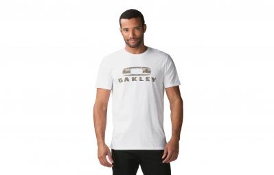 OAKLEY T-Shirt SWAMIS O TEE Blanc