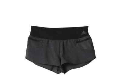 Adidas short femme adistar viz noir l