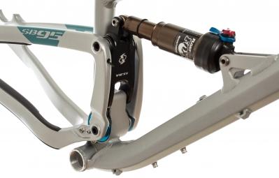 YETI 2014 Frame SB 95 29'' Alu/Carbon 127mm + Rear Shock Fox CTD Adjust Kashima Grey