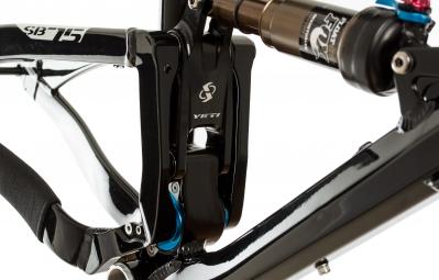 YETI 2014 Frame SB75 Alu + Rear Shock FOX CTD 27.5'' Black