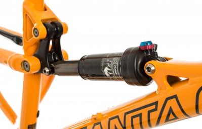 SANTA CRUZ 2014 Frameset TallBoy LT Alloy 29'' Fox CTD 135mm Orange