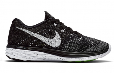 cheap for discount cabf4 77cb5 Zapatillas NIKE FLYKNIT LUNAR 3 Mujer Negro