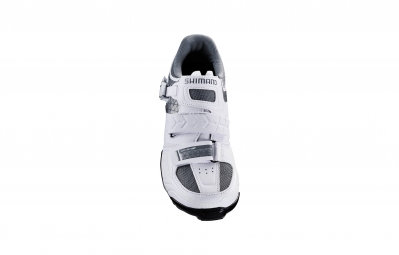 chaussures vtt femme shimano wm64 2016 blanc 37