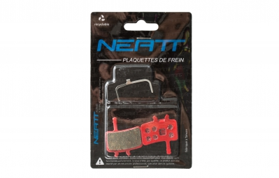 NEATT Organic Brake Pads Avid Juicy and ball-bearing