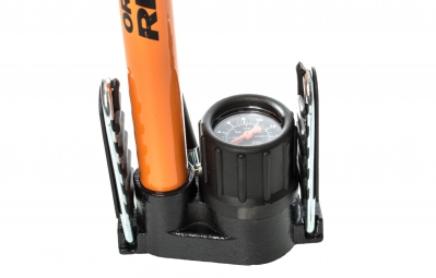 SKS Floor Pump RENNKOMPRESSOR Orange Multi Valve