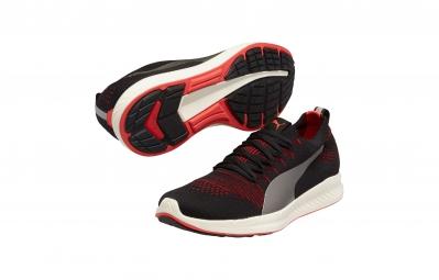 Puma Running shoes Women IGNITE Proknit Black Grey