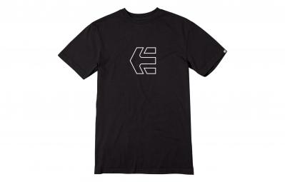 ETNIES 2015 T-Shirt ICON OUTLINE Noir