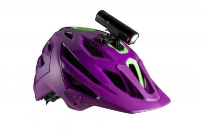 casque bontrager lithos 2016 violet vert l 58 64 cm
