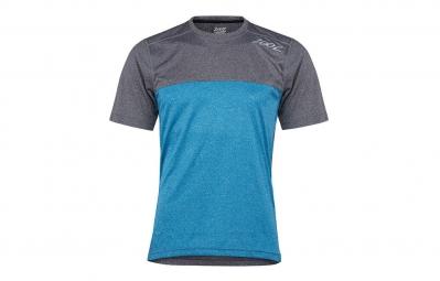Zoot tee shirt homme run surfside split gris bleu xs