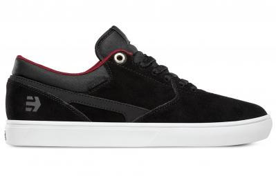 paire de chaussures bmx etnies rap cl noir blanc rouge 42