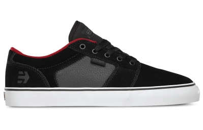 ETNIES Pair of Shoes BARGE LS Black/Charcoal/Red