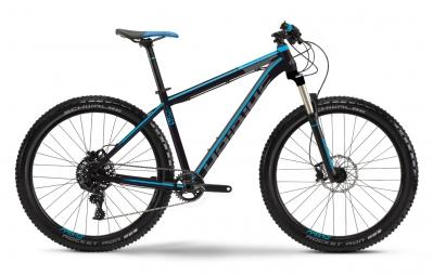 VTT Complet Semi-Rigide Haibike Edition 7.50 plus 27.5'' Plus Argent / Noir / Bleu / Bleu 2016